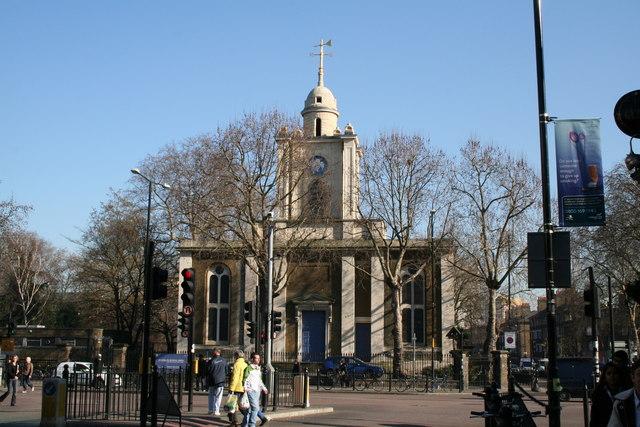 St. John on Bethnal Green