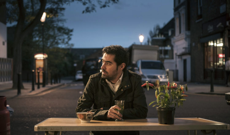 Shahab Hosseini in Gholam - European Premiere screening at East End Film Festival